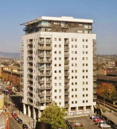 Flat to rent in The Aspect, Queen Street, Cardiff