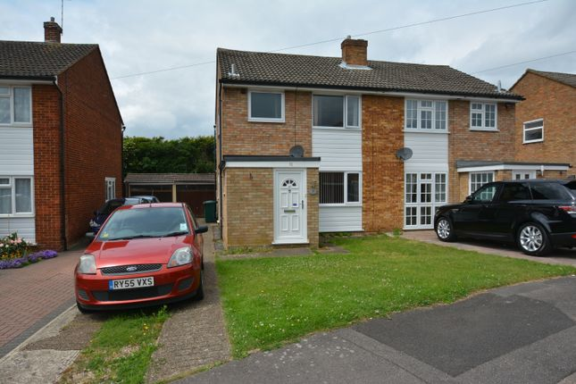3 bed semi-detached house to rent in Dukes Close, Ashford