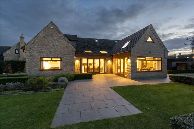 Thumbnail Detached house for sale in Holywell Close, Peterborough