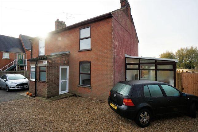 Thumbnail Flat for sale in Bramford Road, Ipswich, Suffolk