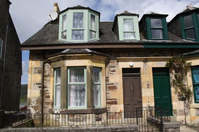 Thumbnail Semi-detached house for sale in Theodore, Bannatyne Mains Road, Port Bannatyne, Isle Of Bute