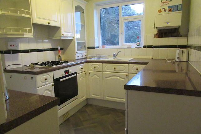 Kitchen of Woodlawn Court, Whalley Range, Manchester. M16