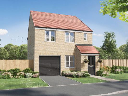 """Thumbnail Detached house for sale in """"The Glenmore"""" at Townsend Lane, Anfield, Liverpool"""