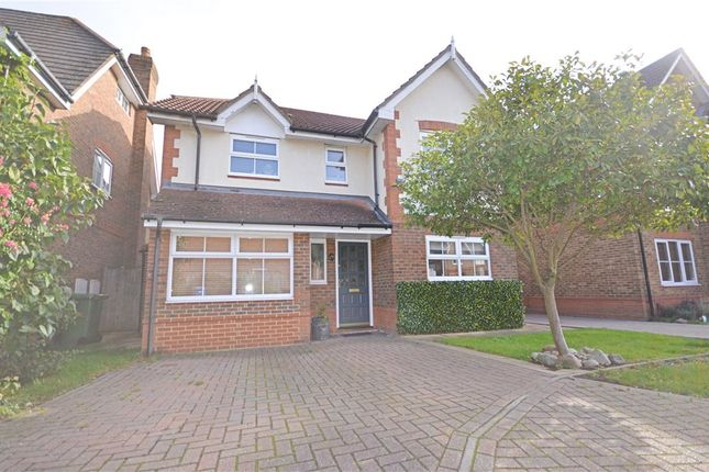 Thumbnail Detached house for sale in Gloucestershire Lea, Warfield, Bracknell