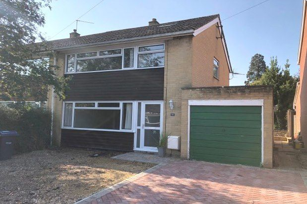 Thumbnail Property to rent in Hardens Mead, Chippenham