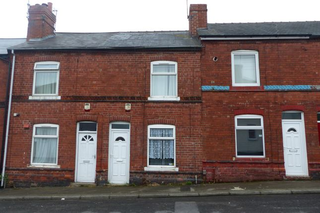Thumbnail Terraced house to rent in Moor Street, Mansfield