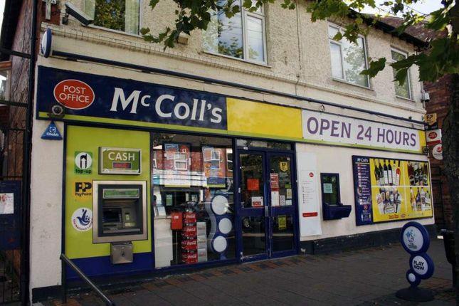 Thumbnail Retail premises for sale in Carlton, Nottinghamshire