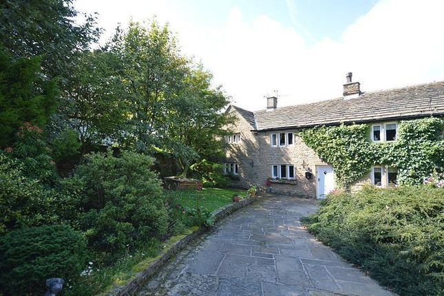 Thumbnail Semi-detached house for sale in Horseshoe Cottage, Chunal, Glossop