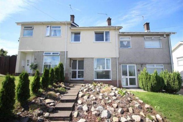 Thumbnail Terraced house to rent in Heol Beuno, New Inn, Pontypool