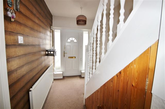 Hallway of Newman Road, Wincobank, Sheffield S9
