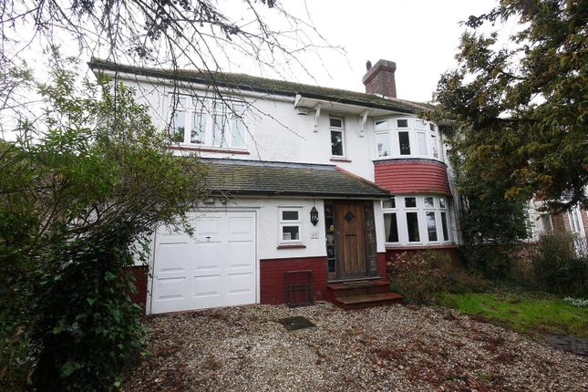 Thumbnail Semi-detached house for sale in King James Avenue, Cuffley, Potters Bar