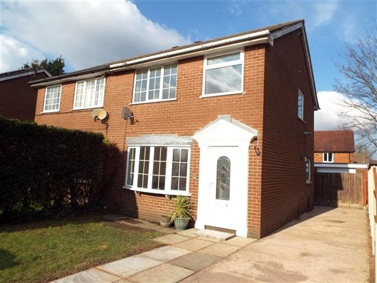 Thumbnail Property to rent in Larchwood Crescent, Leyland