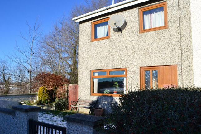 Thumbnail Semi-detached house to rent in 15 Shieldaig Road, Forres