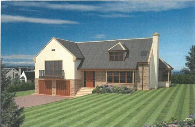 Thumbnail Detached house for sale in Plot 9 (Options A&B) Quarrywood, Spynie, Elgin