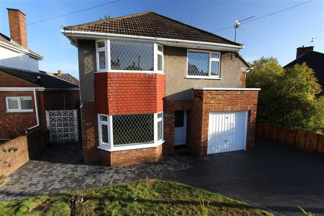 Thumbnail Detached house for sale in Barons Court Road, Penylan, Cardiff