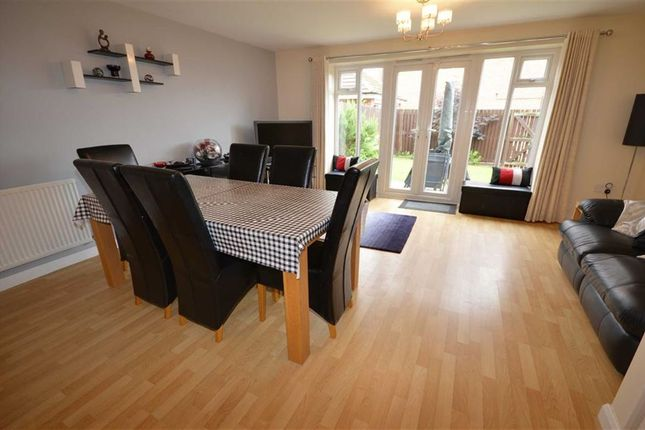 Thumbnail Town house for sale in Conisborough Way, Hemsworth, Pontefract