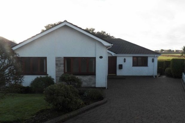 Thumbnail Detached bungalow to rent in Foxhole Drive, Southgate, Swansea