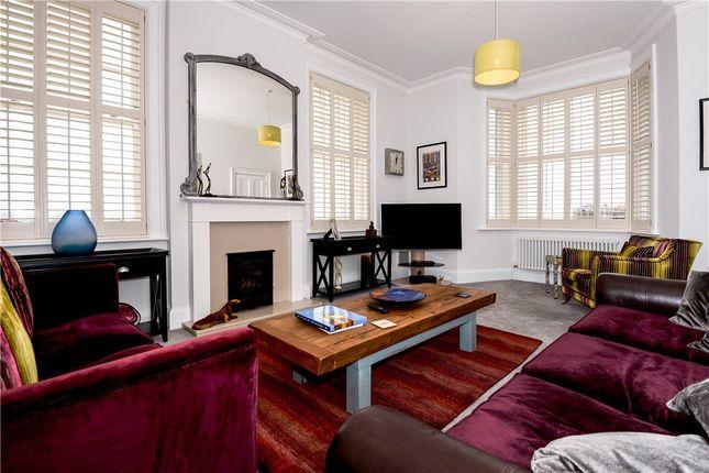 Sitting Room of Crown Street West, Poundbury, Dorset DT1