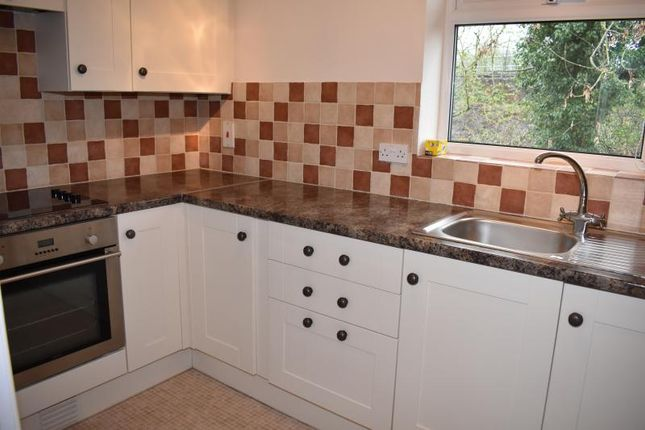 Thumbnail Flat to rent in Wiltshire Close, Hungerford