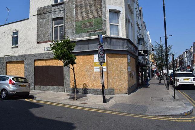 Thumbnail Restaurant/cafe to let in 429 Green Lanes, Harringay, London
