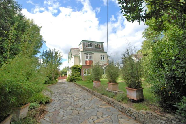 Thumbnail Detached house for sale in Fort Austin Avenue, Plymouth