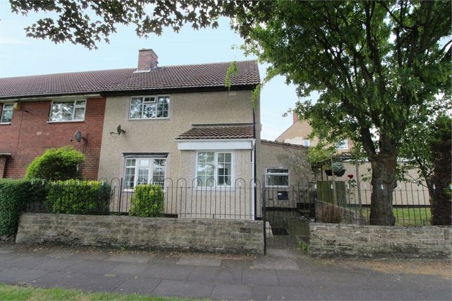 Thumbnail 3 bed end terrace house for sale in Cousin Lane, Halifax, West Yorkshire