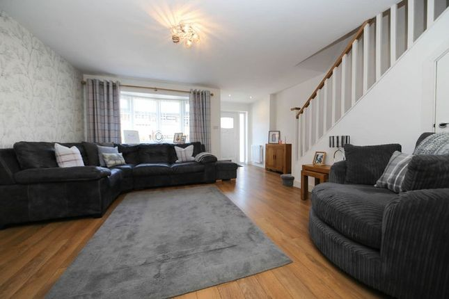 Semi-detached house for sale in Carole Close, Sutton Leach, St Helens