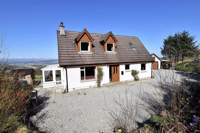 4 bedroom detached house for sale in Lentran, Inverness
