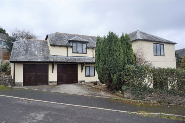 Thumbnail Detached house for sale in 10 Hatshill Farm Close, Bickleigh, Plymouth