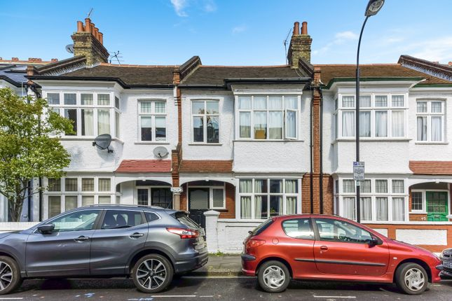 Thumbnail Terraced house to rent in Vera Road, Fulham