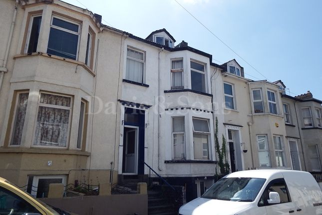 Thumbnail Terraced house for sale in York Place, Newport, Gwent.