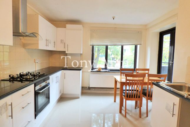Thumbnail Flat to rent in Dalmeny Avenue, London
