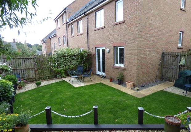 Thumbnail End terrace house for sale in Ridley Gardens, Brampton, Cumbria