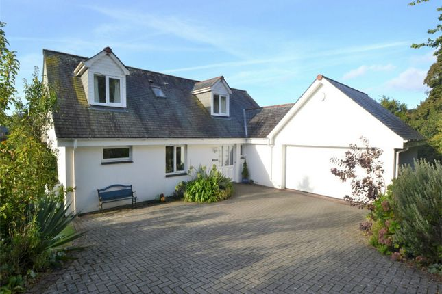 Thumbnail Detached house for sale in Durgan Lane, Penryn
