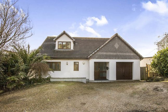 Thumbnail Detached house to rent in Trenance Road, St. Austell
