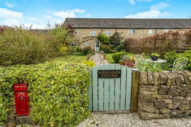 Thumbnail Barn conversion for sale in The Barn, Hagg Hill, New Tupton, Chesterfield