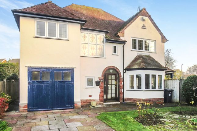 Thumbnail Detached house for sale in Coalway Avenue, Penn, Wolverhampton
