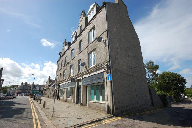 Thumbnail Flat to rent in Rosemount Place Ffl, Aberdeen