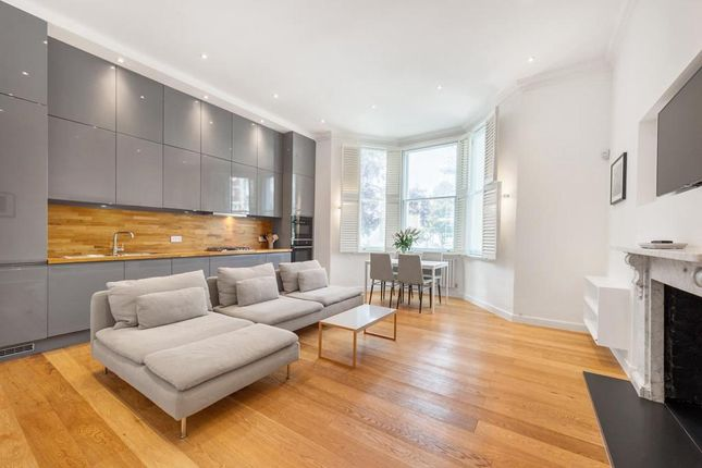 1 bed maisonette to rent in Finborough Road, Earls Court, London