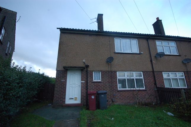 Thumbnail Flat for sale in Skye Crescent, Blackburn