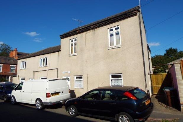 Thumbnail Flat to rent in Lincoln Street, Old Basford, Nottingham