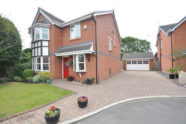 Thumbnail Detached house for sale in The Ferns, Kirkham, Preston, Lancashire