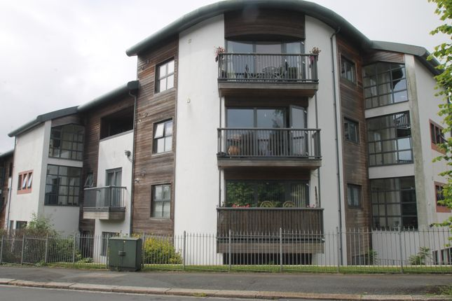 Thumbnail Flat for sale in Valletort Road, Plymouth