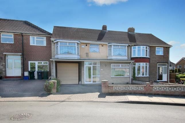 Thumbnail Semi-detached house for sale in Stag Crescent, Rotherham, South Yorkshire
