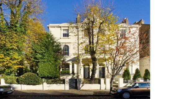 Thumbnail Detached house to rent in Randolph Road, London