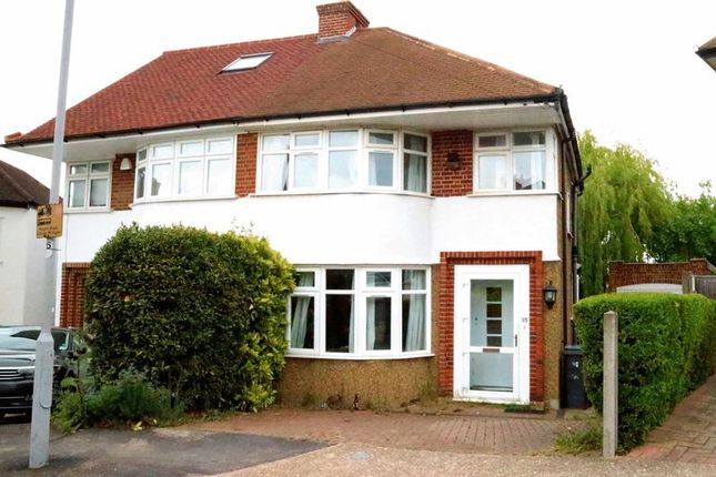 Thumbnail Detached house to rent in Cheyne Hill, Surbiton