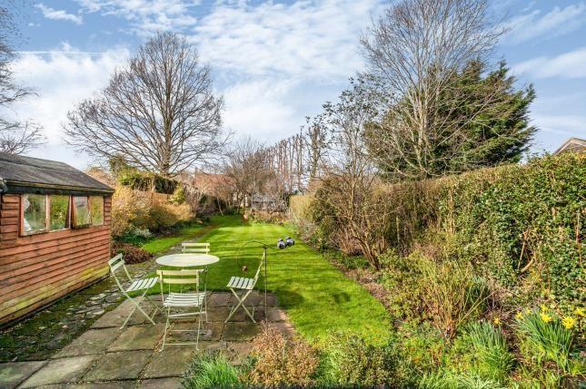 Garden of Hadlow Road, Tonbridge, Kent, . TN9