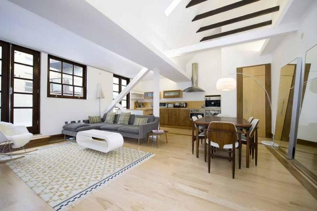 Thumbnail Flat for sale in St. Saviours House, 21 Bermondsey Wall West, London