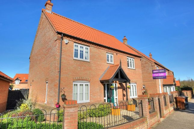 Thumbnail Detached house for sale in Waters Lane, Great Yarmouth