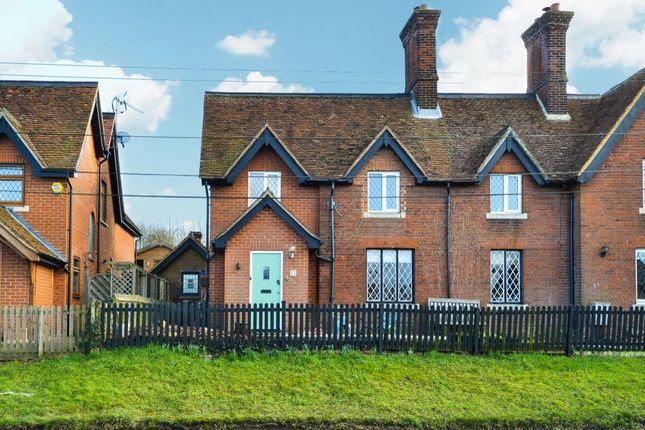Thumbnail Semi-detached house for sale in Pye Corner, Gilston, Harlow